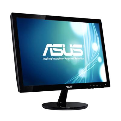 asus asus 18.5 tn monitor vs197de  - click for full details or buy