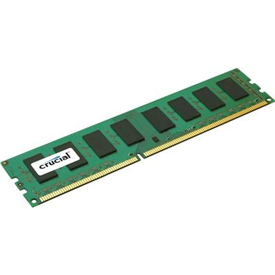 crucial crucial ddr3 1600 8gb  - view 1