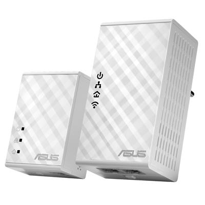 asus asus powerline kit w/l 300mbps pl-n12  - click for full details or buy