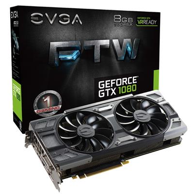 evga evga gef gtx 1080 8gb ftw acx 3.0  - click for full details or buy
