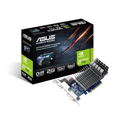 asus asus gef gt 710 2gb silent w/lp  - click for full details or buy