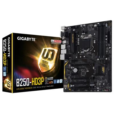 gigabyte gigabyte 1151 b250-hd3p  - click for full details or buy