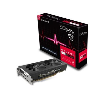 sapphire sapphire radeon rx 580 8gb pulse  - click for full details or buy