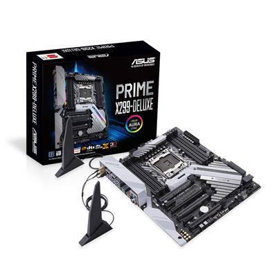 asus asus 2066 prime x299-deluxe  - click for full details or buy