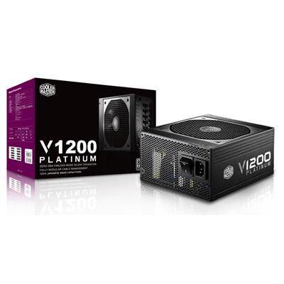 coolermaster cooler master 1200w gold modular v1200  - click for full details or buy