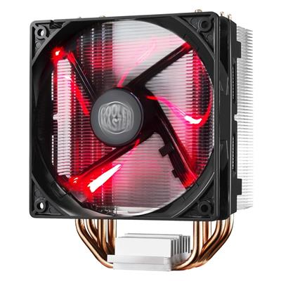 coolermaster cooler master cpu cooler hyper 212 led  - click for full details or buy