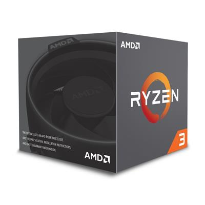 amd amd ryzen 3 1200 am4 ret wraith  - click for full details or buy