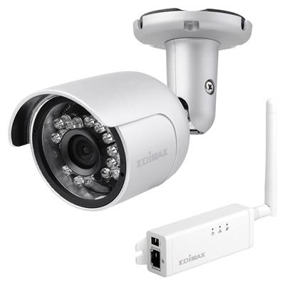 edimax edimax hd wi-fi outdoor camera ic-9110w  - click for full details or buy