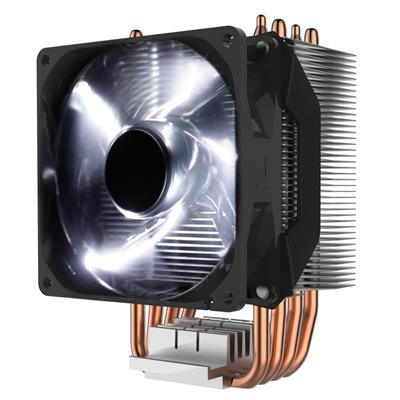 coolermaster cooler master cpu cooler hyper h412r  - click for full details or buy
