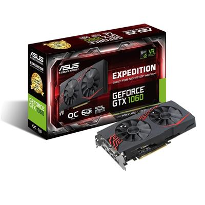 asus asus gef gtx 1060 6gb expedition  - click for full details or buy