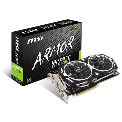 msi msi gef gtx 1060 3gb armor 3g ocv1  - click for full details or buy