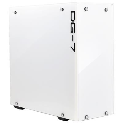 evga evga case mid dg-75 alpine white  - click for full details or buy