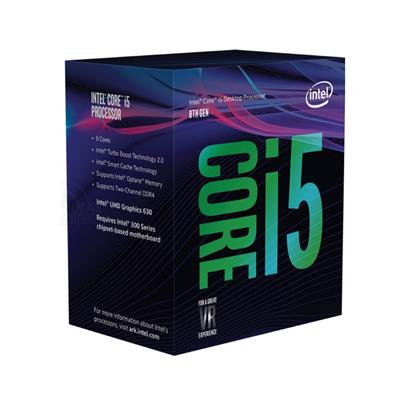 intel intel core i5-8400 1151 retail  - click for full details or buy