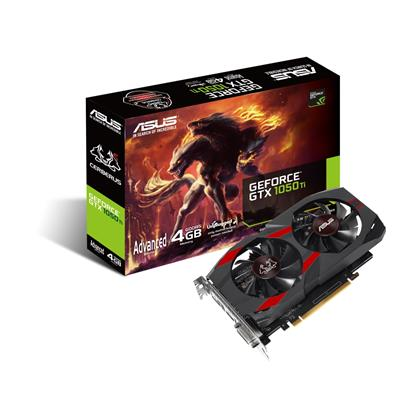 asus asus gef gtx 1050 ti 4gb cerberus adv  - click for full details or buy