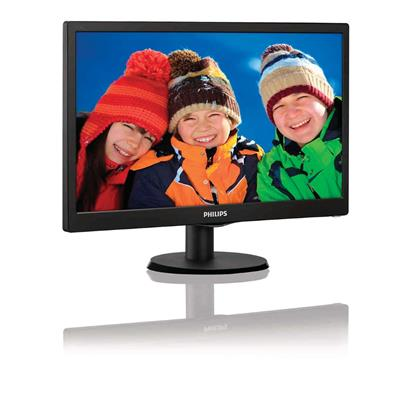 philips philips 18.5 tn monitor 193v5lsb2/10  - click for full details or buy