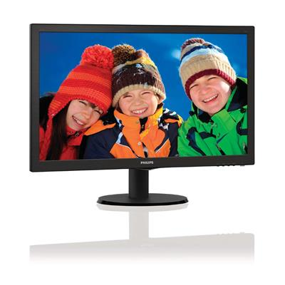 philips philips 21.5 tn monitor 223v5lsb/00  - click for full details or buy