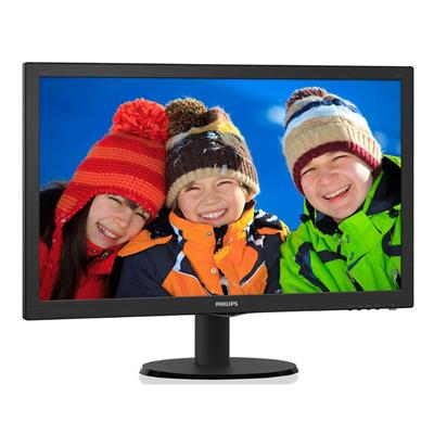 philips philips 21.5 tn monitor 223v5lhsb2/00  - click for full details or buy