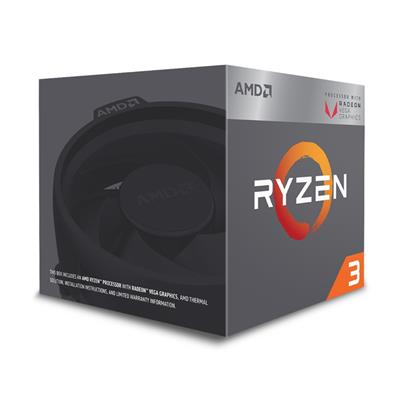 amd amd ryzen 3 2200g am4 ret wraith  - click for full details or buy