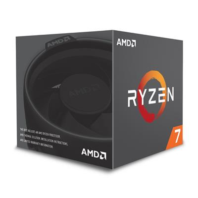 amd amd ryzen 7 2700x am4 ret wraith prism  - click for full details or buy