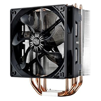 coolermaster cooler master cpu cooler hyper 212 evo  - click for full details or buy