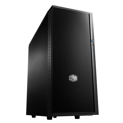 coolermaster cooler master case silencio 452 blk  - click for full details or buy