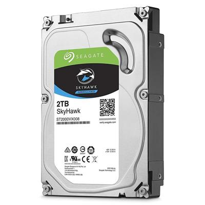 seagate seagate 3.5 2tb sata3 hdd skyhawk  - click for full details or buy