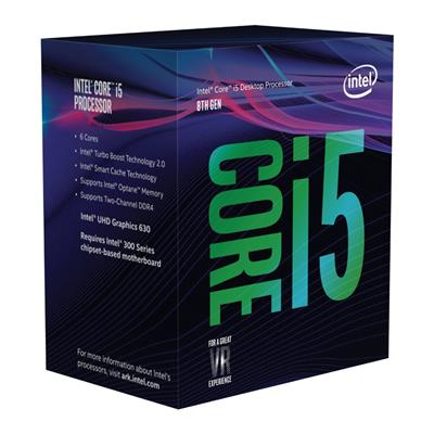 intel intel core i5-8600 1151 retail  - click for full details or buy