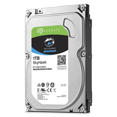 seagate seagate 3.5 1tb sata3 hdd skyhawk  - click for full details or buy