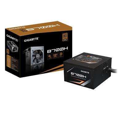 gigabyte gigabyte 700w bronze modular b700h  - click for full details or buy