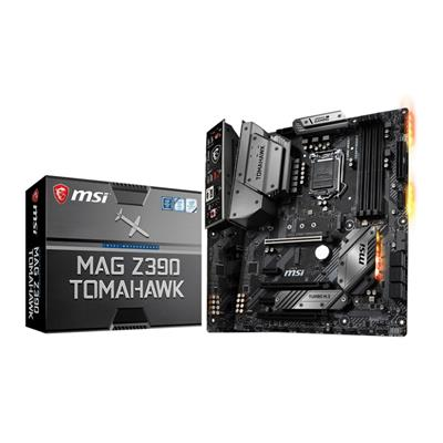 msi msi 1151 mag z390 tomahawk  - click for full details or buy
