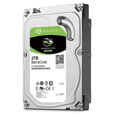 seagate seagate 3.5 2tb sata3 hdd barracuda  - view 1