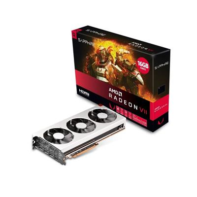 sapphire sapphire radeon vii 16gb hbm2  - click for full details or buy