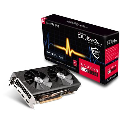 sapphire sapphire radeon rx 570 8gb pulse  - click for full details or buy