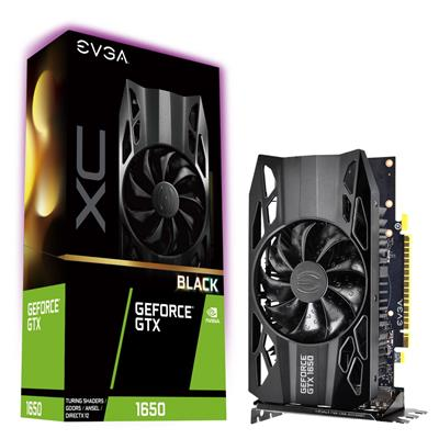 evga evga gtx 1650 4gb xc black gaming  - click for full details or buy
