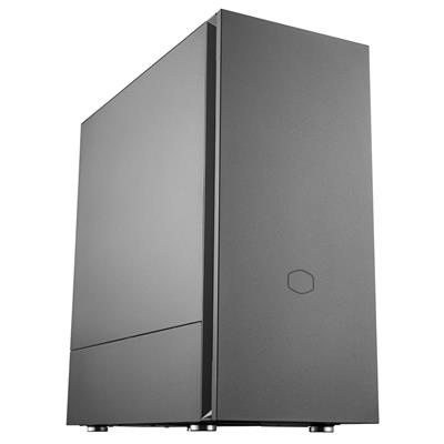 coolermaster cooler master case silencio s600  - click for full details or buy