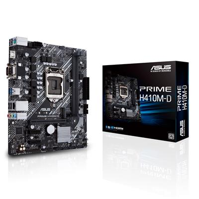 asus asus 1200 prime h410m-d m-atx  - click for full details or buy